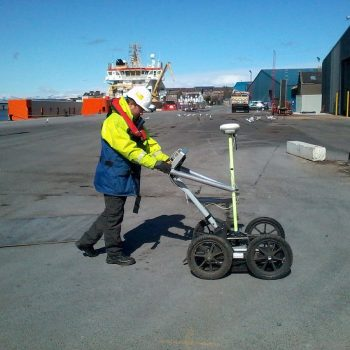 Habour Scanning GPR