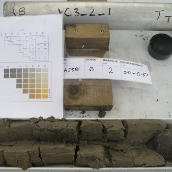 laboratory sediment report