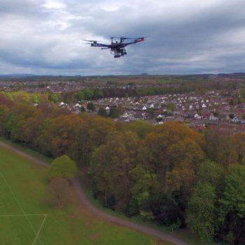 Matrice LiDAR Drone