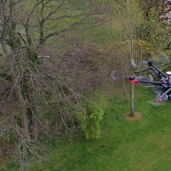 LiDAR Drone Footage 1