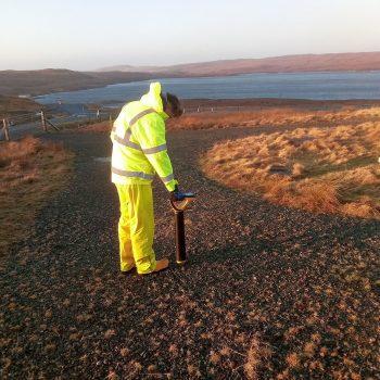 Scanning in Shetland