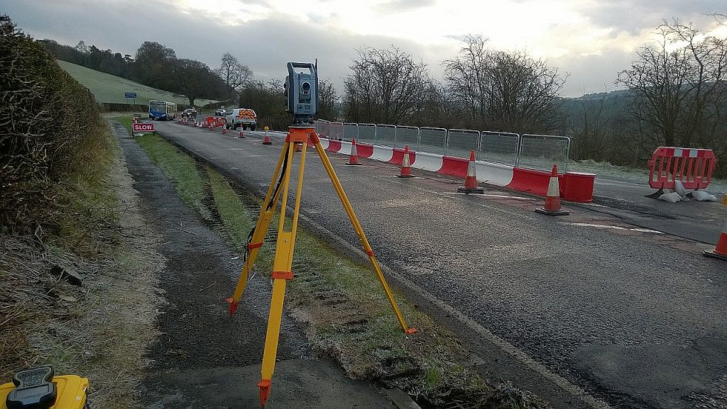 Roads & Infrastructure Surveys