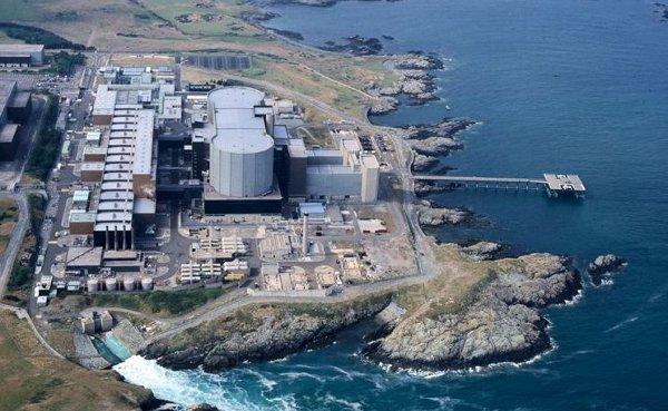 Wylfa Power Station