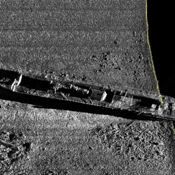 hydrographic_side-scan sonar